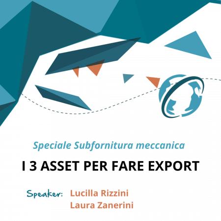 Export subfornitura meccanica